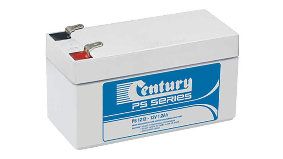 Century 12V 1.2A Sealed Lead Acid