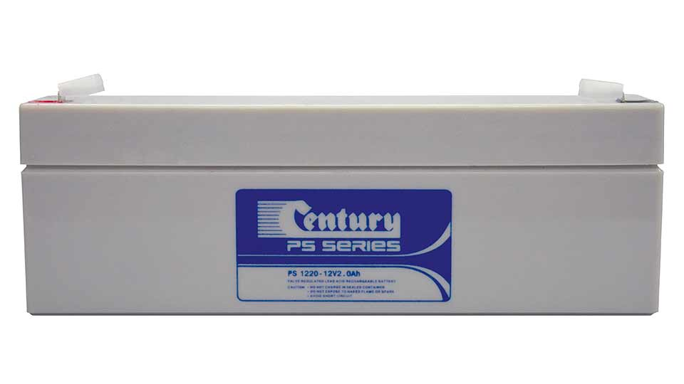 Century 12V 2A Sealed Lead Acid