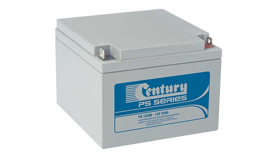 Century 12V 24A Sealed Lead Acid