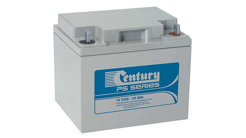Century 12V 40A Sealed Lead Acid