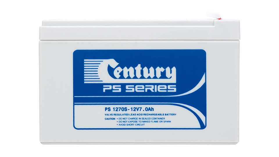 Century 12V 7A Sealed Lead Acid